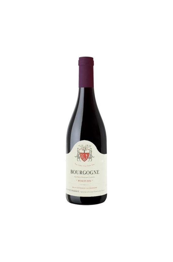 Geantet Pansiot Bourgogne Pinot fin 2009