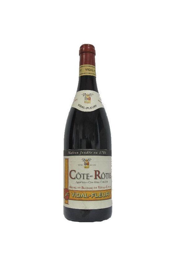 Vidal Fleury Côte Rôtie 1986