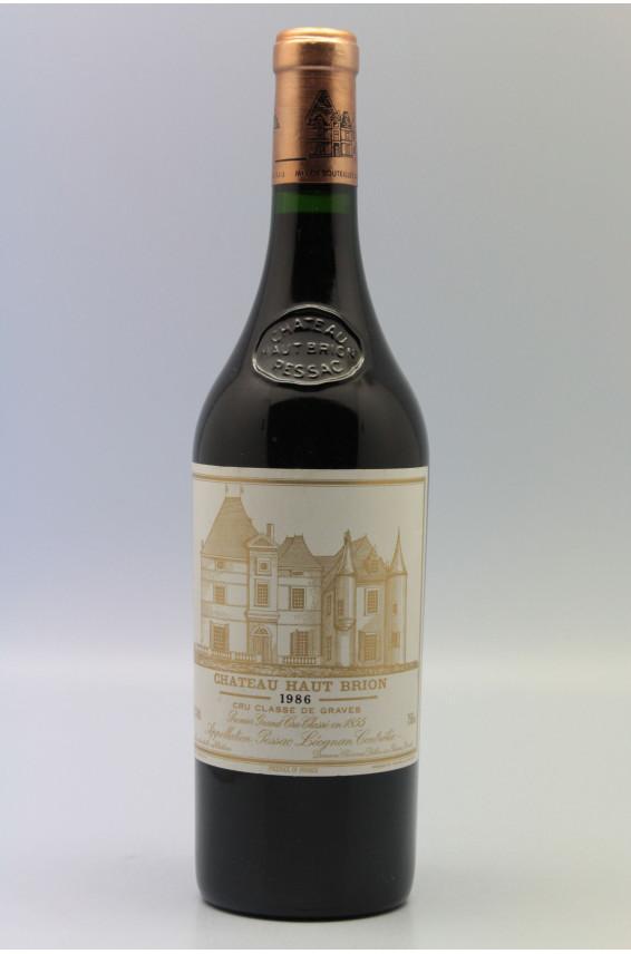 Haut Brion 1986