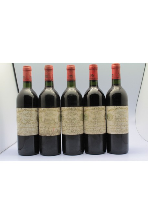 Cheval Blanc 1978