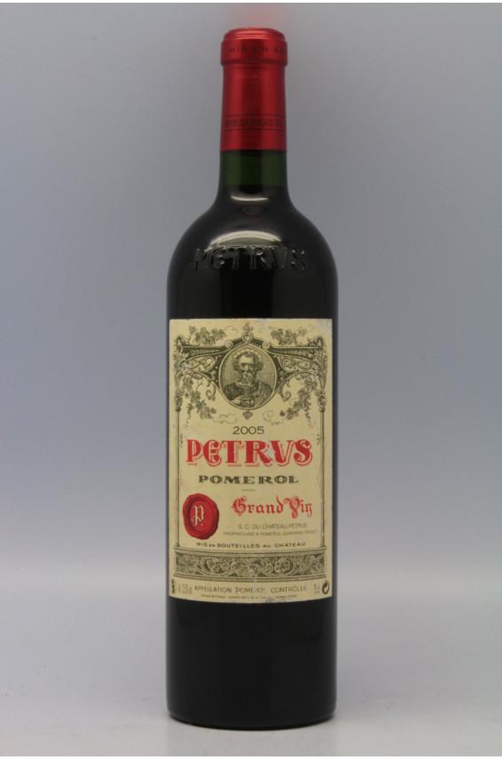 Pétrus 2005
