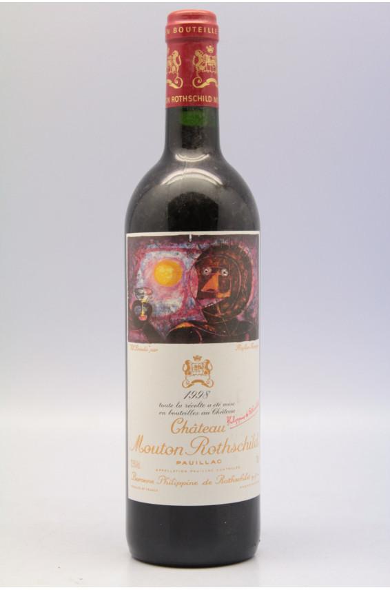 Mouton Rothschild 1998