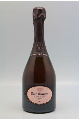 Dom Ruinart 2007 Rosé