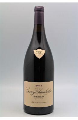 La Vougeraie Gevrey Chambertin Les Evocelles Vigne en Foule 2011 Magnum