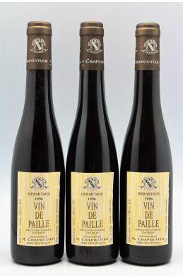 Chapoutier Hermitage Vin de Paille 1996 37,5 cl