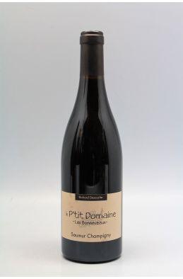 Le P'tit Domaine Saumur Champigny Les Bonneveaux 2011