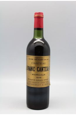 Brane Cantenac 1975