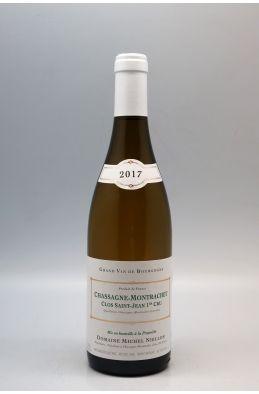 Michel Niellon Chassagne Montrachet 1er cru Clos Saint Jean 2017