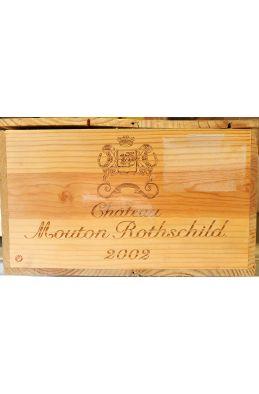 Mouton Rothschild 2002 OWC
