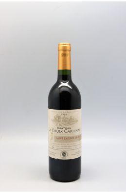 Croix Cardinale 2004