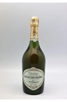 Billecart Salmon Cuvée Nicolas François Billecart 1978