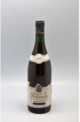 Foreau Vouvray Moelleux 1990 - PROMO -10% !