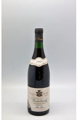 Foreau Vouvray Moelleux Réserve 1990 - PROMO -10% !