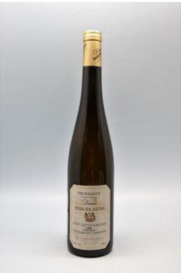 Marcel Deiss Alsace Gewurztraminer Bergheim Vendanges Tardives 1989