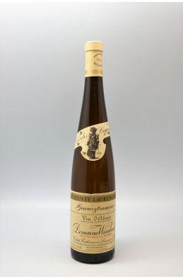 Weinbach Alsace Gewurztraminer Cuvée Laurence 2009