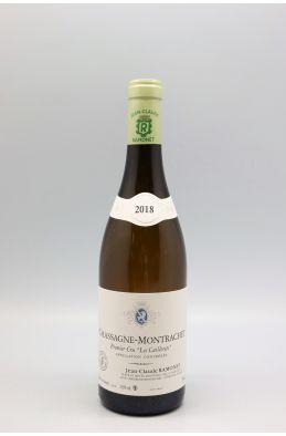 Ramonet Chassagne Montrachet 1er cru Caillerets 2018
