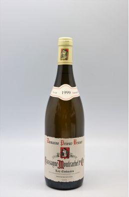 Prieur Brunet Chassagne Montrachet 1er cru Les Embazées 1999
