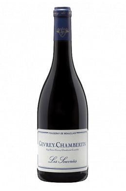 Fougeray de Beauclair Gevrey Chambertin Les Seuvrées 2014