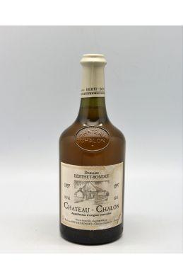 Berthet Bondet Château Chalon 1997 62cl
