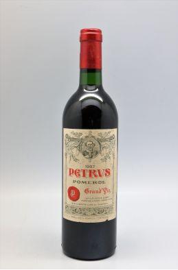 Pétrus 1987