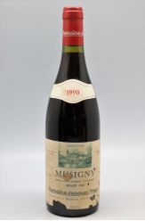Jacques Prieur Musigny 1990 - PROMO -10% !