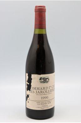 La Pousse d'Or Pommard 1er cru Les Jarollières 1990 -10% DISCOUNT !