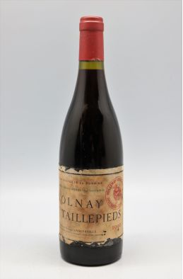 Marquis d'Angerville Volnay 1er cru Taillepieds 1990 -10% DISCOUNT !