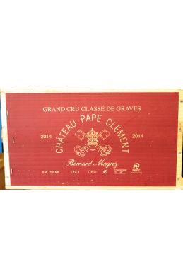 Pape Clément 2014 OWC