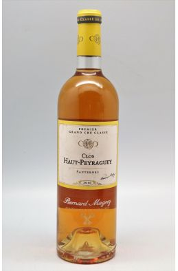 Clos Haut Peyraguey 2010
