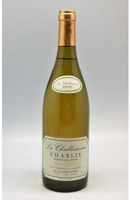 La Chablisienne Chablis Cuvée LC 2000