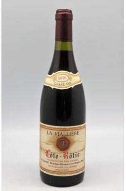 Joël Champet Côte Rôtie La Viallière 2001