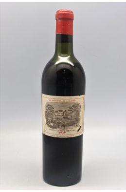Lafite Rothschild 1949 - PROMO -15% !