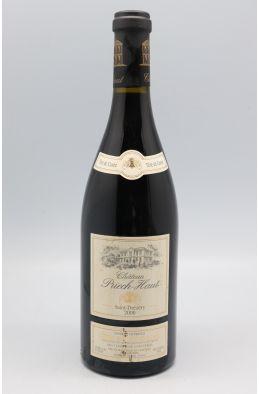Puech Haut Côteaux du Languedoc Saint Drézéry Tête de Cuvée 2000