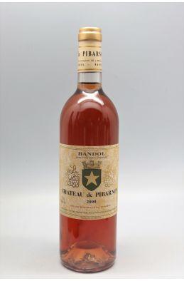 Pibarnon 2000 Rosé