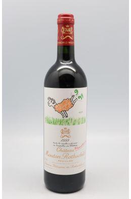 Mouton Rothschild 1999