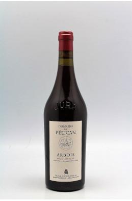 Domaine du Pélican Arbois Les 3 Cépages 2019 Rouge