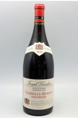 Joseph Drouhin Chambolle Musigny 1er cru Amoureuses 1999 Magnum
