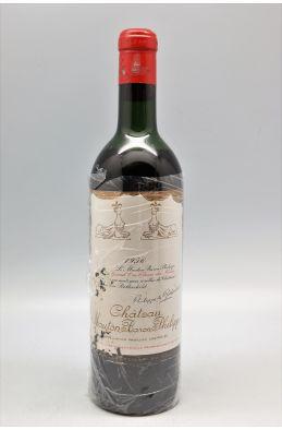 Mouton Baron Philippe 1956 -15% DISCOUNT !