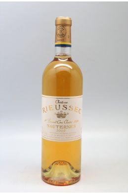 Rieussec 2002