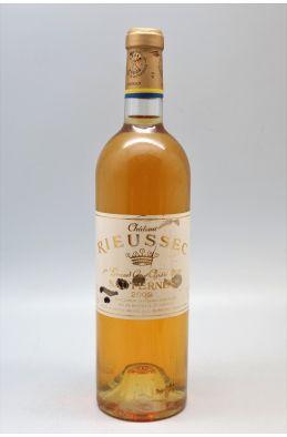 Rieussec 2002 - PROMO -10% !