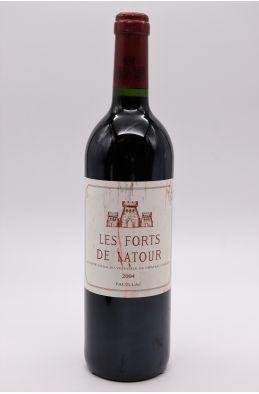 Forts de Latour 2004 -10% DISCOUNT !