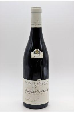 Jouard Chassagne Montrachet 2013 rouge