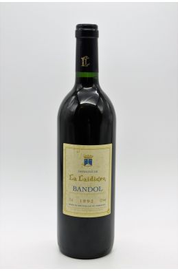 La Laidière Bandol 1992