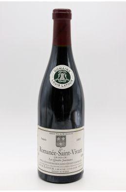 Louis Latour Romanée Saint Vivant Les Quatre Journaux 2003