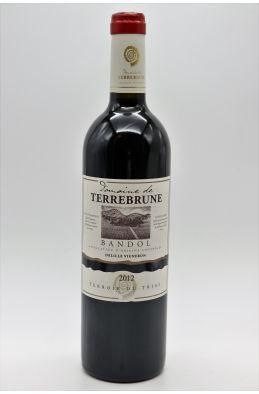 Terrebrune Bandol 2012