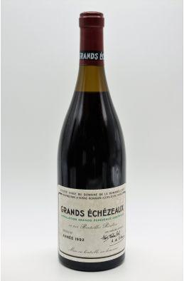 Romanée Conti Grands Echezeaux 1992