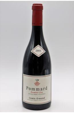 Comte Armand Pommard 1er cru 2005