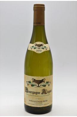 Coche Dury Bourgogne Aligoté 2013