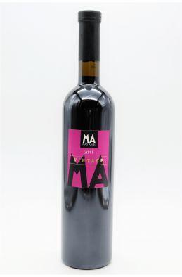 Mas Amiel Maury Vintage 2011