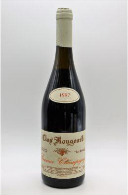 Clos Rougeard Saumur Champigny Le Bourg 1997